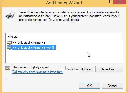 network printer installation steps pdf
